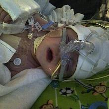 Madden DeLuca, Stollery Children's Hospital