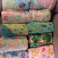 Blankets from Grandma